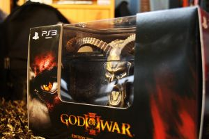 God of War III Pandora Box 02 by PhantomxLord