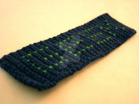 Terminal Font Bookmark by GrayOvercast
