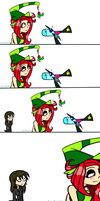I always wanted to do that~ by Sny--Eamdray