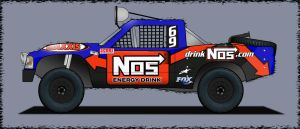 NOS Trophy Truck by tucker65