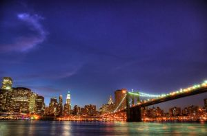 Manhattan Skyline 02. by Cityscapes-Club