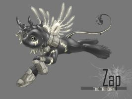 Zap the Trihorn by Legacy350