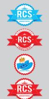 RCS Logo Set by bebelikeart