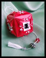 Kusudama 19 by lonely--soldier