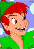 Peter Pan by Skippydippi