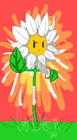 This Flower Will Be Fine by BambooBean
