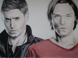 Supernatural by LianneC
