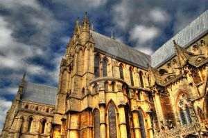 Lincoln Cathedral NE by nat1874