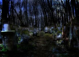 GRAVEYARD by Moonglowlilly