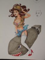 another pinup by Samaelt666