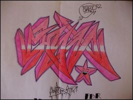 Wildstyle by TeeTeeGraphics