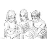 We Are The Gamers Three by shigure-kisune