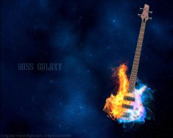 Bass Galaxy II by escariel