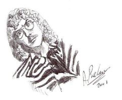 """Weird Al"" Yankovic by IronOutlaw56"
