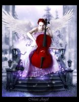 Cello Fiest by yaseminkaraca