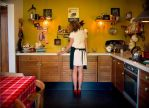 Desperate Housewife by wwit