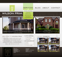 Wilson Prim Layout by pedrosampaio