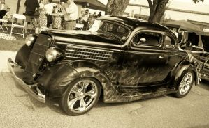 Winery Show 58 Sepia by StallionDesigns