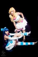 Panty and Stocking by ItsReah