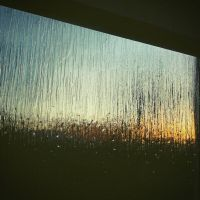 Sunset through the looking glass by JordanAlice