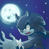 Night of the Werehog :: CotM by Amalika