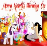 Merry Hearth's Warming Eve - 2015 by Yula568