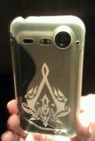 Customised phone case - AC Revelations by KaniKaniza