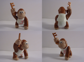 Donkey Kong Jr. by ville10