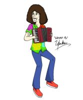 Weird Al by Denigirl