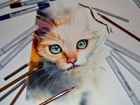 Fade Away by Lighane