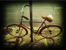 LonelyBike by cameraflou