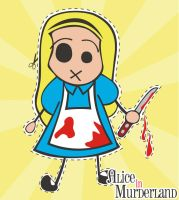 Alice in Murderland by sangerine