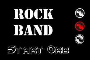 Rock Band Start Orb by andyNroses