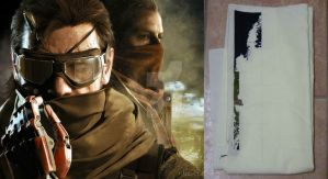 MGSV: The Phantom Pain Project - Update 003 by Snake-Fangirl