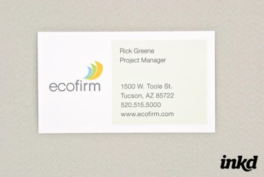 Eco Technology Consulting by inkddesign