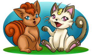 PKMNation - Payment - Orphne and Calypso by Enalon