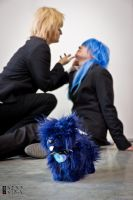 Noiz and Aoba ~DRAMAtical Murder~ ~1~ by NekoHibaPC