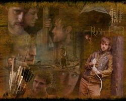 Robin Hood Wallpaper by d-fly