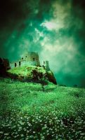 Castle. Apple Island by iyo-yo