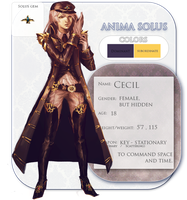 Anima Solus: Cecil 2nd Char by Dragons-Roar
