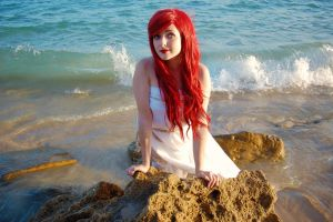 The little mermaid by Alinechan