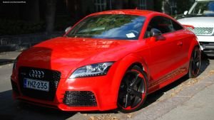 Audi TTRS Plus by ShadowPhotography