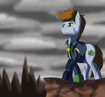 Fallout Equestria 2 by OokamiTheWolf1