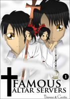 HMH - Famous Altar Servers by cat-heros