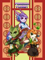 Freedom Planet by PurpleLemons