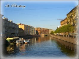 St.Petersburg by Permiak