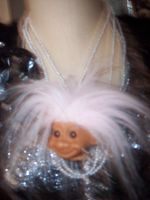 Troll Doll Necklace by illcoveryouwjh