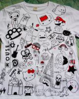 Allmyloves Tee-shirt by pamtamarindo