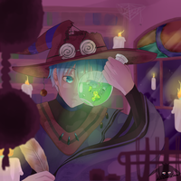 Alchemist - Kurobas Edition by Louna-Ashasou
