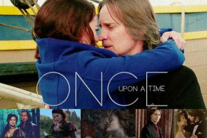 Once Upon a Time Rumpel and Belle by EmilieBrown